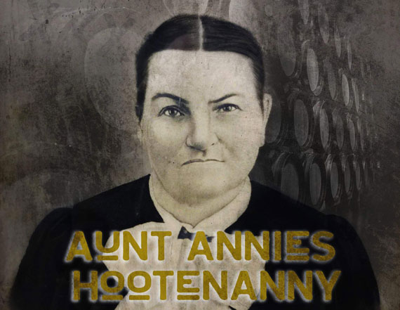 Quintes' Hourglass Mysteries - Aunt Annies Hootenanny